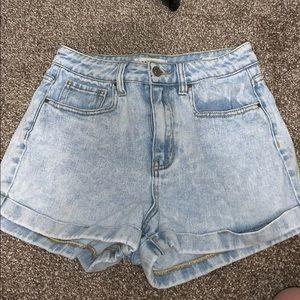 Size 26 pacsun shorts